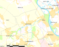Map commune FR insee code 31032.png