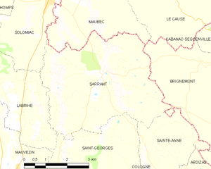 Map commune FR insee code 32416.png