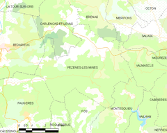 Map commune FR insee code 34200.png