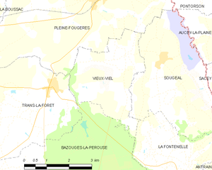 Map commune FR insee code 35354.png