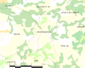 Map commune FR insee code 40035.png