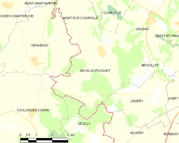 Bestand:Map commune FR insee code 51014.png