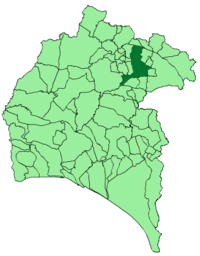 Map of Aracena (Huelva).png
