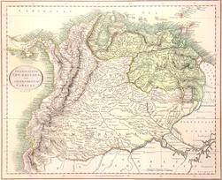 Mapa del Virreinato de Nueva Granada.png