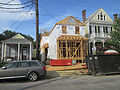 Maple St NOLA House Construction July2015 3.jpg