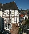 Marburg Hundsturm und südliche Stadtmauer.jpg