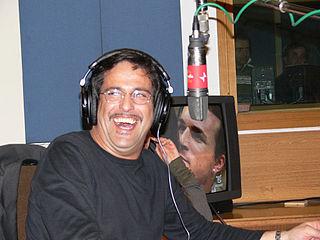 Marco Baldini Italian television and radio personality