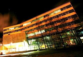 Tallinn University - Mare building