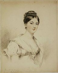 Portrait of Henrietta Shuckburgh