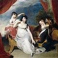 Maria Mathilda Bingham met twee van haar kinderen Rijksmuseum SK-C-1649.jpeg