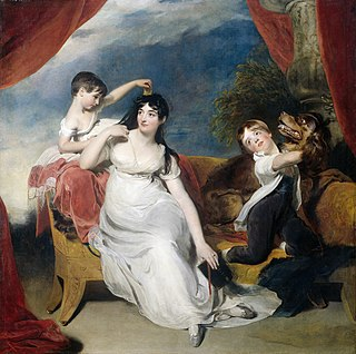 Maria Matilda Bingham American-born heiress