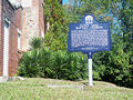 Marianna St Luke Baptist Church plaque01.jpg