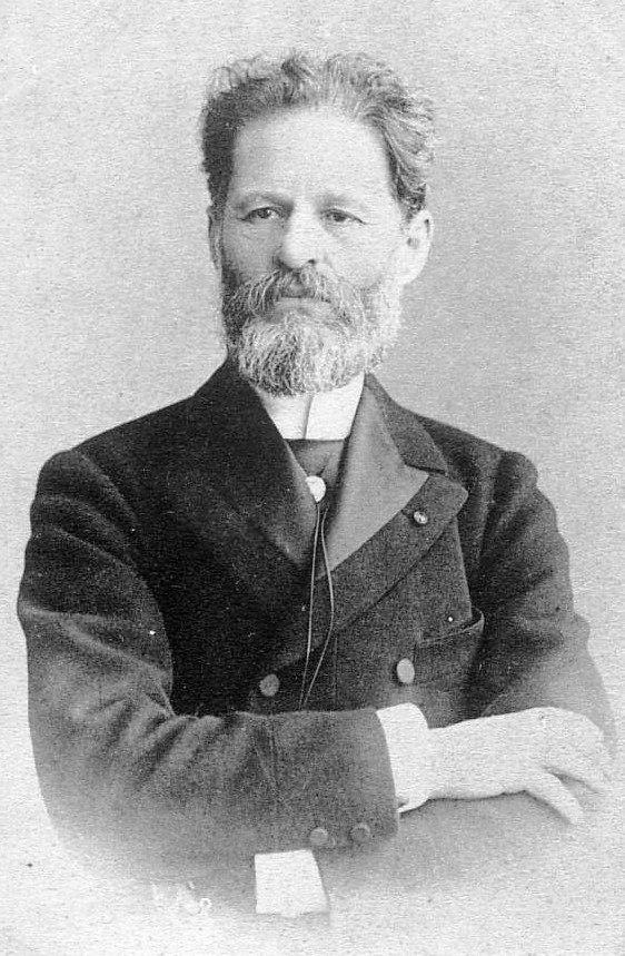 Mark Antokolsky
