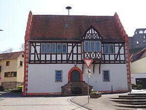 Münzenberg - Market place