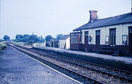 Marsh Gibbon and Poundon station (1967).JPG
