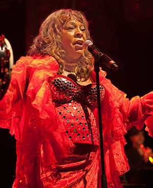 Martha Reeves - Reeves in 2011