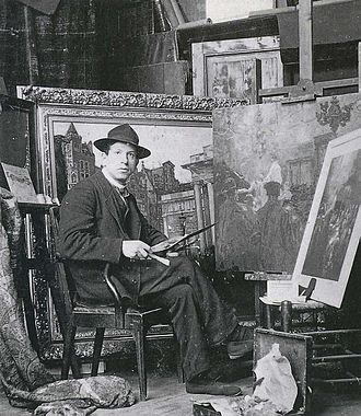 Martin Monnickendam - Image: Martin Monnickendam ca 1905