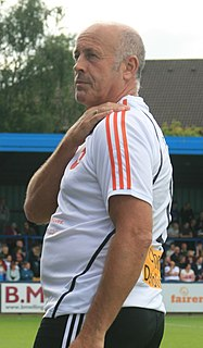 Martin Foyle English association football player