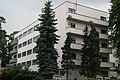 Masarykův studentský domov Brno obytná budova 3.jpg