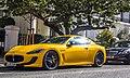 Maserati Granturismo MC Stradale Yellow.jpg