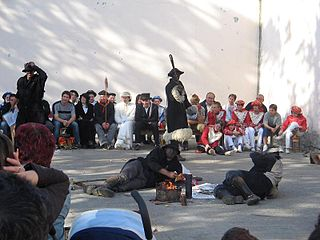 Maskarada (carnival of Soule)
