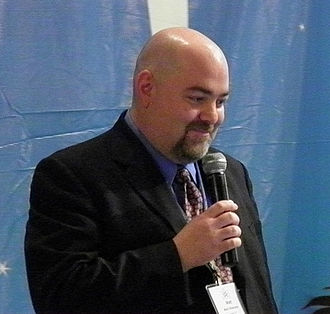 Matt Dillahunty - Matt Dillahunty, speaking at the American Atheists Convention 2011
