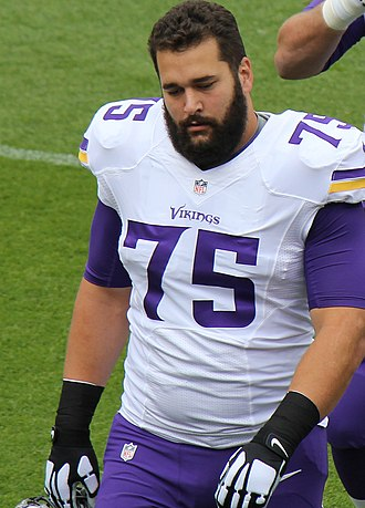 Matt Kalil - Kalil during the 2015 season.