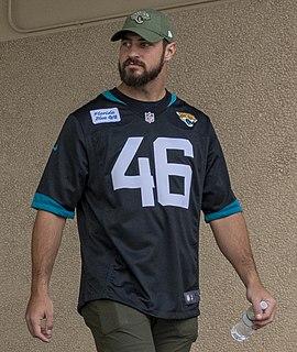 Matthew Orzech American football long snapper