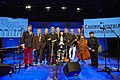 """Matthias Laurenz Gräff und Georgia auf der Mojo Blues Band Präsentation """"Walk the Bridge"""".jpg"""