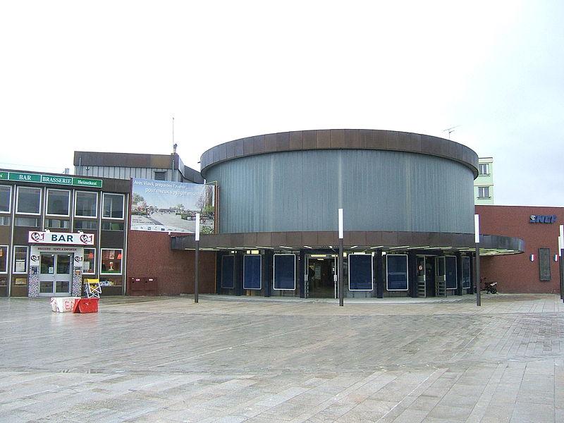 Gare de Maubeuge, Nord, France