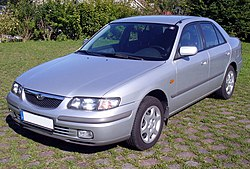 mazda 626 – wikipedia