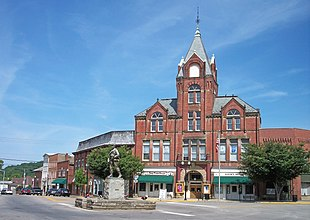 Downtown McConnelsville