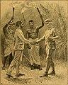 Meeting of Henry Morton Stanley with Emin Pasha at Kavalli, April 29, 1888.jpg
