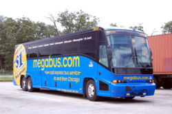 An MCI E4500 in the Midwest United States.