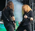 Megadeth performing in San Antonio, Texas (27457603746).jpg