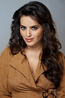 Meghna Patel Indian film actor and producer