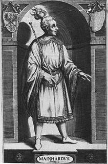 Meinhard I, Count of Gorizia-Tyrol Count of Gorizia