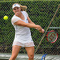 Melanie Oudin, 2015 Wimbledon Qualifying - Diliff.jpg