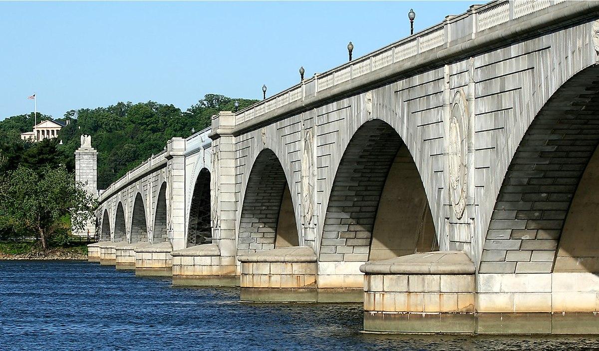 Arlington Memorial Bridge Wikipedia