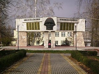 Ertil, Voronezh Oblast Town in Voronezh Oblast, Russia