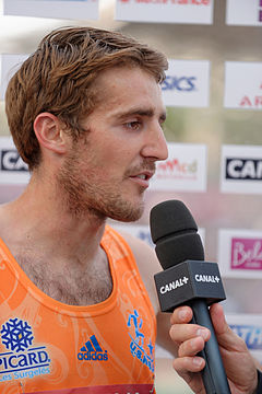 Men 1500 m French Athletics Championships 2013 t170120.jpg