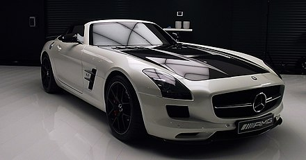 sls amg gt roadster final edition