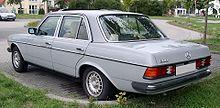 Mercedes-Benz W123 rear 20080822.jpg
