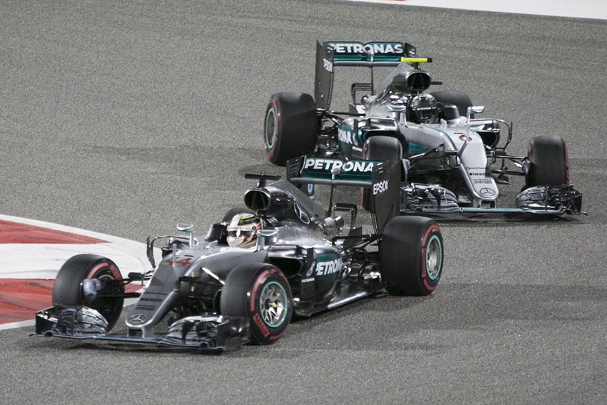 Mercedes Amg Team Principal Smp