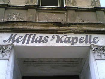 Messias Kapelle mit Lang-s