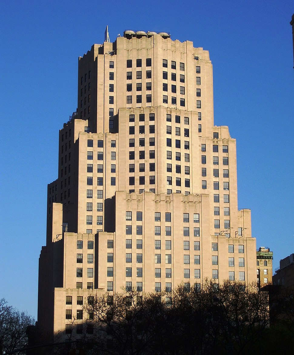 Met Life North Building from West 25th Street