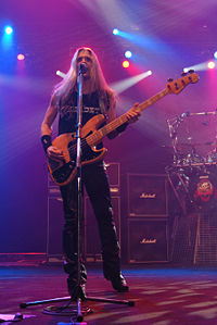 Metalmania 2008 Megadeth James LoMenzo 01.jpg