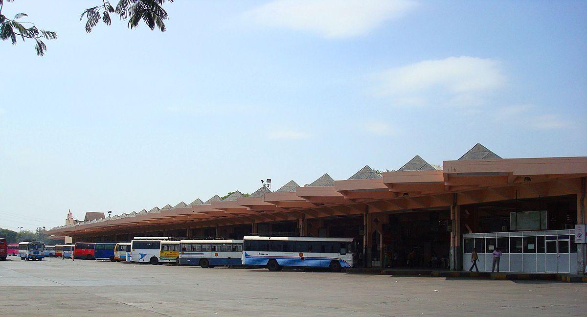 Mahatma Gandhi bus station, Hyderabad - Wikipedia