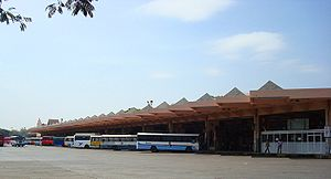 Transport in Hyderabad - Mahatma Gandhi Bus Station
