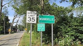 Miamiville, Ohio - Image: Miamiville Ohio 1